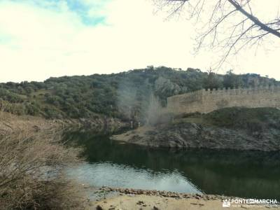 Casa del Bosque,Fortines Buitrago de Lozoya; acueducto de segovia zuheros hayedo guadalajara